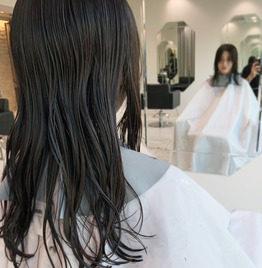 銀座の美容室Salon イメージチェンジ