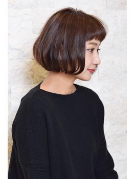 銀座の美容室Salon 艶髪ボブスタイル