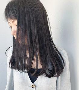 銀座の美容室Salon 綺麗なツヤ髪ロングへアのお客様