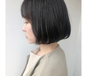 銀座の美容室Salon ナチュラルな透明感カラー