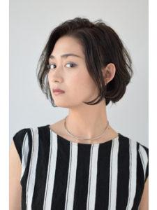 銀座の美容室Salon 髪質改善トリートメントと艶カラー