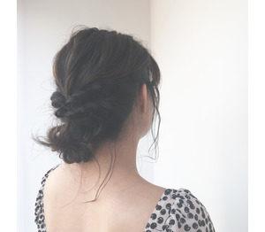 銀座の美容室Salon アレンジメントヘア