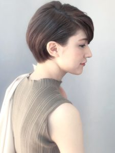 銀座の美容室Salonのスタイル